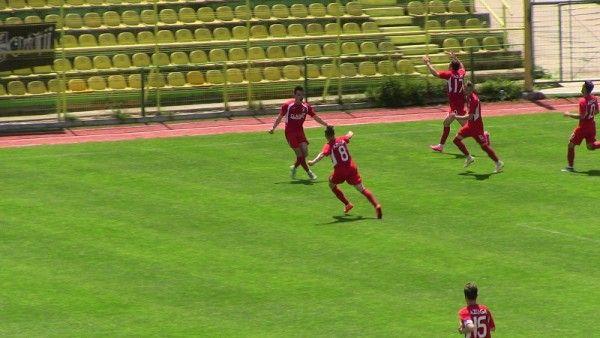 CS Mioveni - Chindia Târgoviște 2-2 : Argeş Sport   Mioveni-chindia Târgoviște