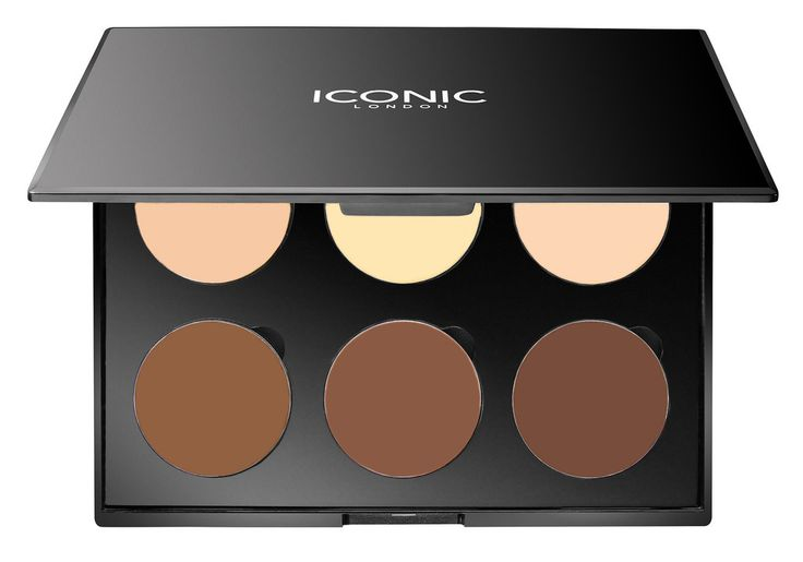 Multi use cream contour palette – ICONIC LONDON