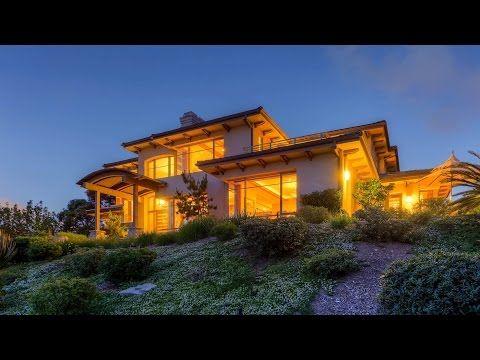 Вдохновлённая недвижимость в стиле Дзен в Ла-Холья, Калифорния - YouTube