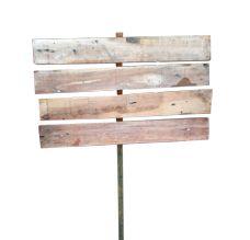 Wooden board sign #makeitamomenttoremember