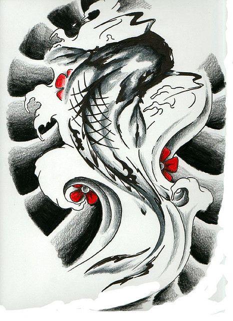 Japanese tattoo design. #tattoos #tattoo #ink