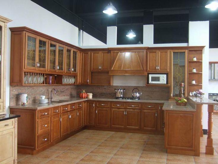 Wood Kitchen Cabinet Ideas best 25+ wooden kitchen cabinets ideas on pinterest | victorian