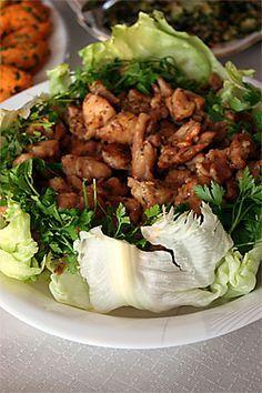 Soya soslu tavuk- Soy Chicken