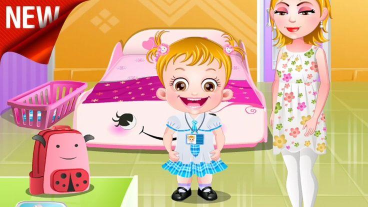 Baby Hazel School Hygiene Games for Kids Baby Hazel Game Movie Playtime ...