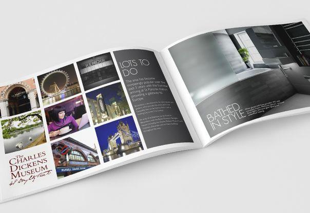 Brochure A4 Property | Property Brochures | Pinterest | Brochures