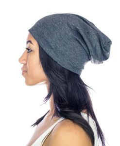 SLAPS are versatile, stylish caps designed to combine style, comfort and functionality. The satin lining keeps the hair moisturized and protected. SLAP_Grey_0006
