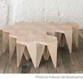 Rayuela Stool by Alvaro Catalán de Ocón in home furnishings  Category