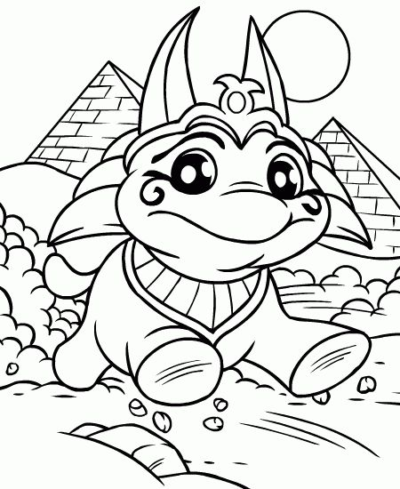 78 Best Images About Neopets Coloring Pages On Pinterest