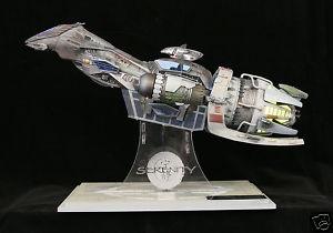 QmX Serenity Firefly Studio Scale 1:180 Replica