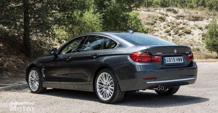 Prueba BMW Serie 4 Gran Coupé, una berlina diferente - http://www.actualidadmotor.com/2014/06/19/prueba-bmw-serie-4-gran-coupe-una-berlina-diferente/