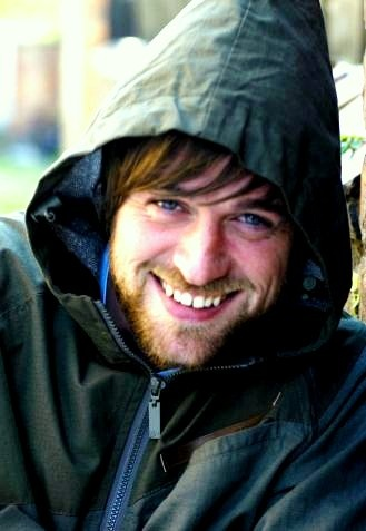 Jonas Armstrong. Seriously one of the cutest human males alive.