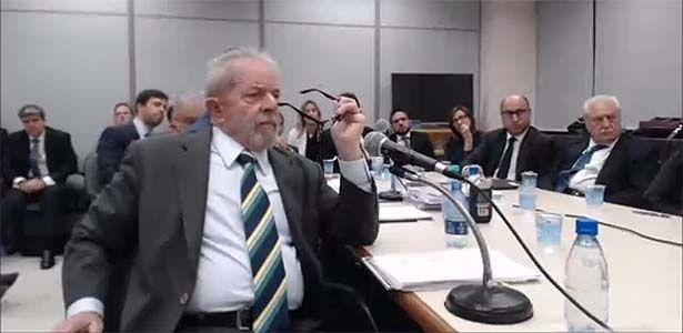 Veja a íntegra dos vídeos do interrogatório de Lula para Moro