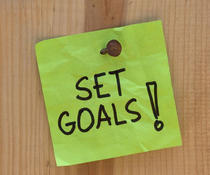 Goal setting definition and a personalized fitness goal-setting worksheet - Girls Gone Sporty
