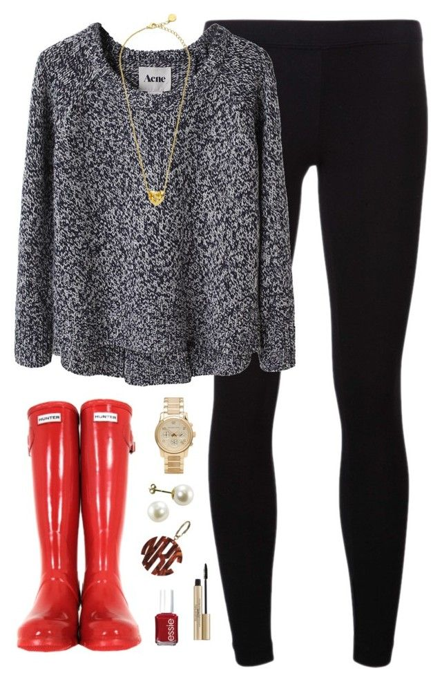 brave preppy rainy day outfit 10