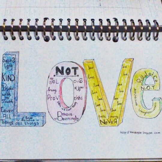#love #Corinthian