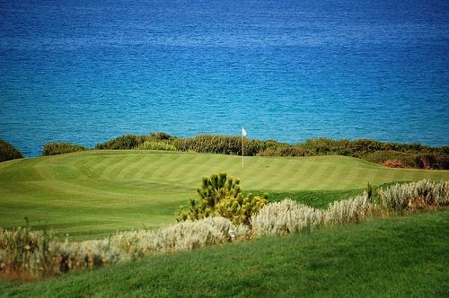 The Dunes Course 1st hole
