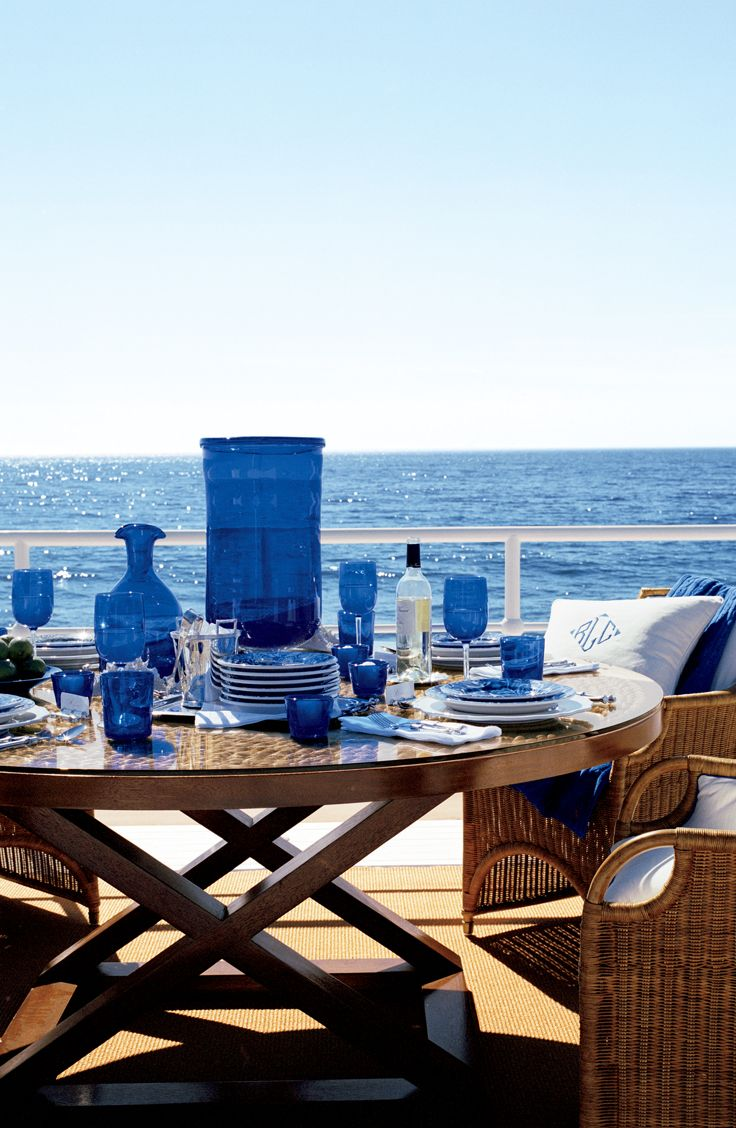 197 best ralph lauren home images on pinterest ralph lauren with crisp white wine in hand summer lunch will linger into late afternoon at a ralph lauren home table set by the glistening sea