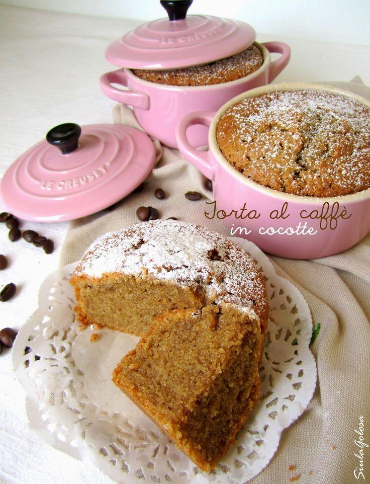 Mini cocotte in gres smaltato colore rosa @LeCreusetItalia #food #cucina #ricette #cake #torte #caffè