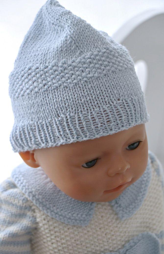 Baby born kleidung stricken