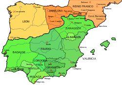 1512: La Navarra peninsular es invadida por los reinos de Castilla y Aragón.