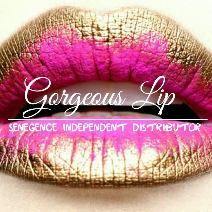 Hello, my name is Nicole and thank you for shopping with me @Gorgeous Lip. I am an Independent Distributor with SeneGence/LipSense. Our company believes in creating superior products that work & empowering women to be successful in business. All of our SeneDerm & creamy SenseCosmetic products (except LipSense and Eyeliner) contain SenePlex Complex a kinetic enzyme that affects the way cells grow from the bottom layer of the skin to the top. SenePlex fights the signs of aging by r...