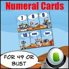 Order of Operations Game - 49 or Bust