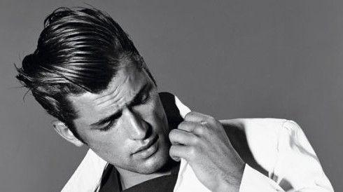 Sean O'Pry el modelazo mejor pagado por el que Tylor Swift perdió la cabeza en su vídeo Blank Space #belleza #imagenesdebelleza #publicidad #spotpublicitario #cosmética #ponteguapa #photoshop #retoques #retoquesfotograficos #labios #kiss #sexy #maquillaje #efectos