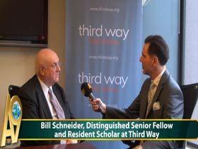 Bill Schneider, Third Way'de Kıdemli Politika Analizcisi ve Kıdemli Politik Danışman Video