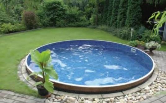 17 best images about pond ideas on pinterest backyard ponds turtle enclosure and backyards - Expert tips small swimming pools designs ...