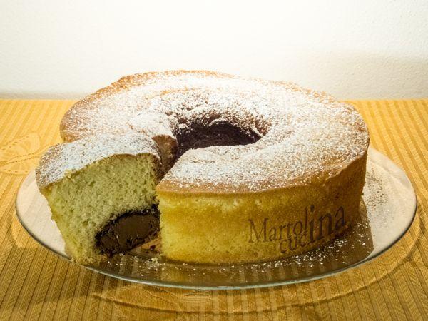La torta Nua alla Nutella con il magico fornetto Versilia è veloce, facilissima ma troppo buona!