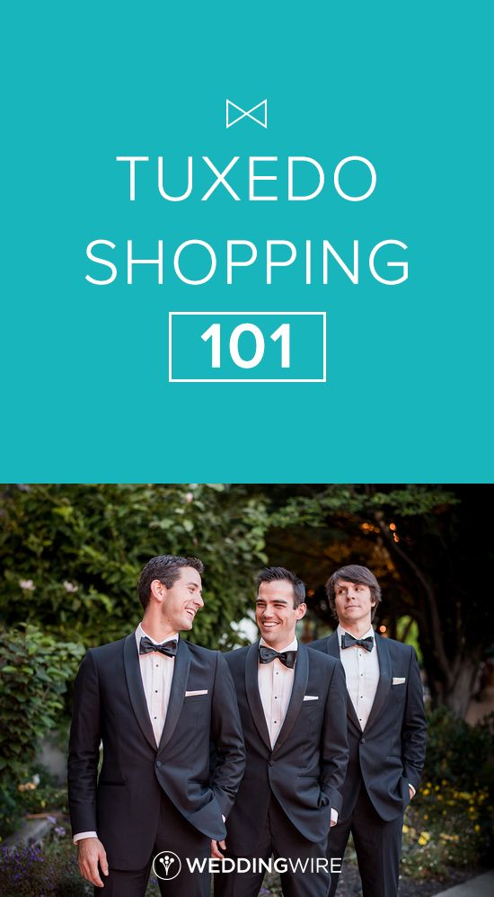 Tuxedo Shopping 101: The 14 Words you Need to Know before Buying a Tuxedo via @generationtux  {Blurred Line Photography}