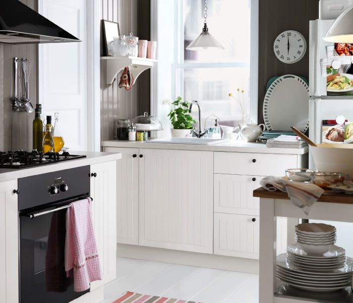 ikea kitchen organization ideas this ikea kitchen a 4553