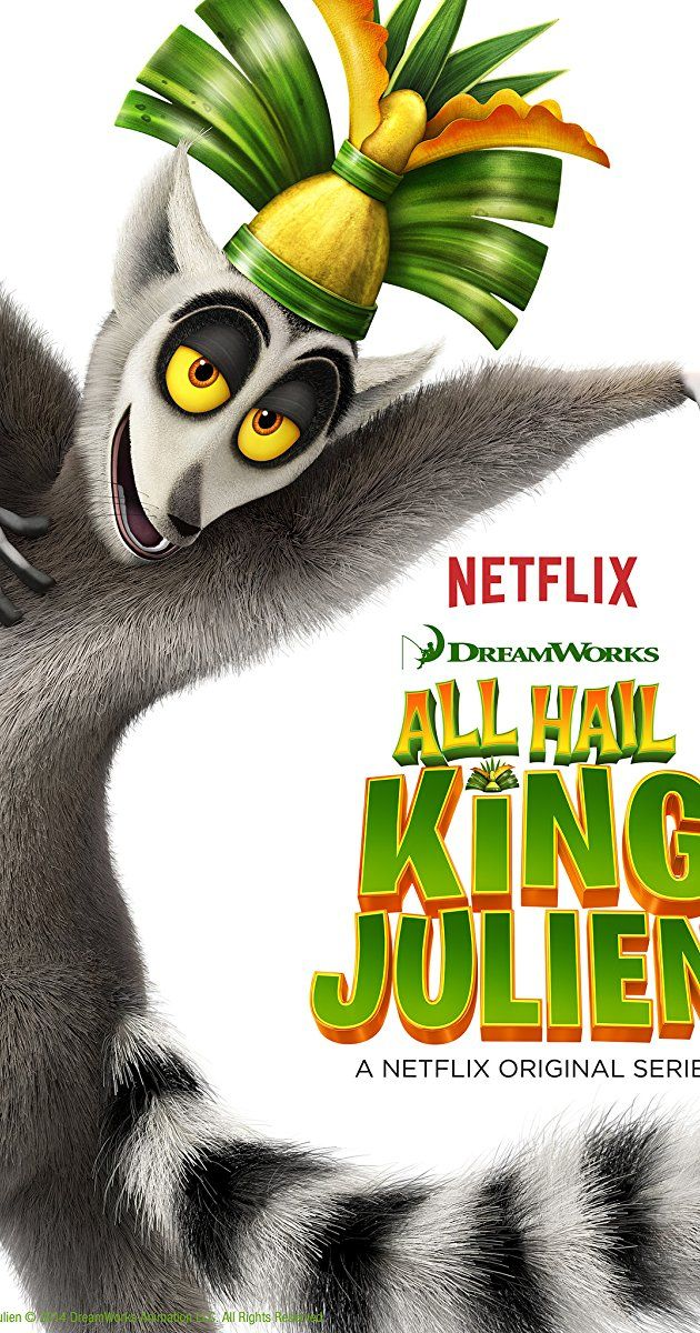 With Danny Jacobs, Andy Richter, Kevin Michael Richardson, India de Beaufort. Animated misadventures of a hard-partying lemur and his wild friends in Madagascar.