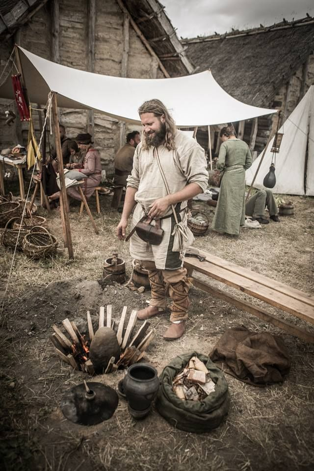 Wolin '14, Poland - Festival of Slavs and Vikings