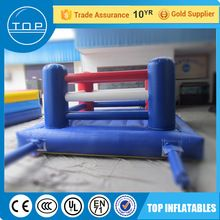[Body Building] exciting inflatable boxing ring with glove for sale, hot sale inflatable boxing field, fighting equipment