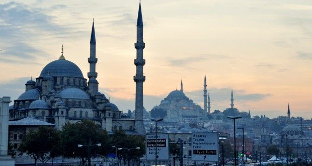 Suleymaniye Mosque is built by greatest Ottoman Architect: Mimar Sinan, in the name of Sultan Suleiman the Magnificent of Ottoman Empire.