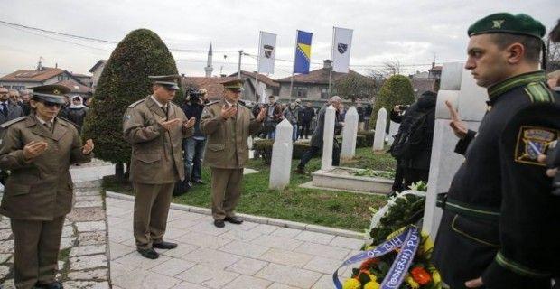 """Bosna Hersek'te """"Devlet Günü"""" Kutlandı"""