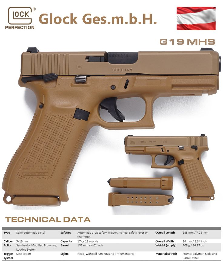 Glock - G19 MHS