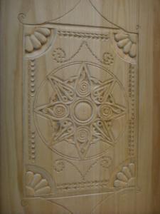 intaglio del legno loceri