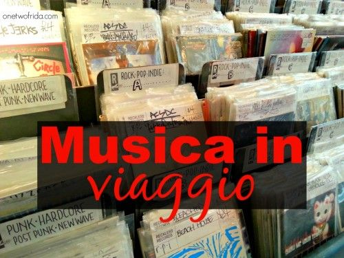 Musica in viaggio | One Two Frida