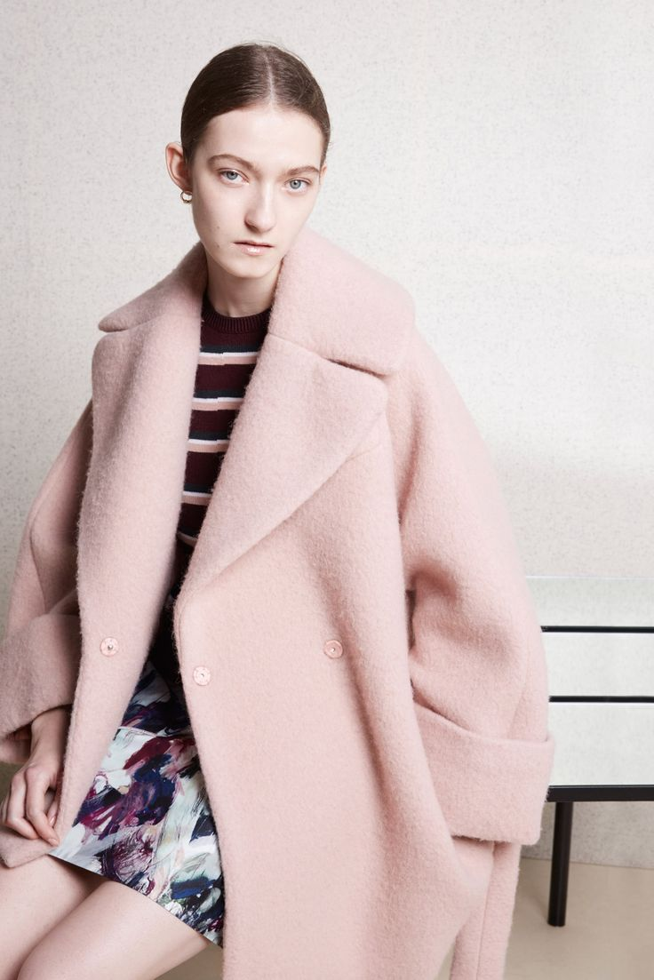 Carven - Pre-Fall 2015 - Look 11 of 23 Fashion Trend Researched by TOYKEAT WWW.TOYKEAT.COM