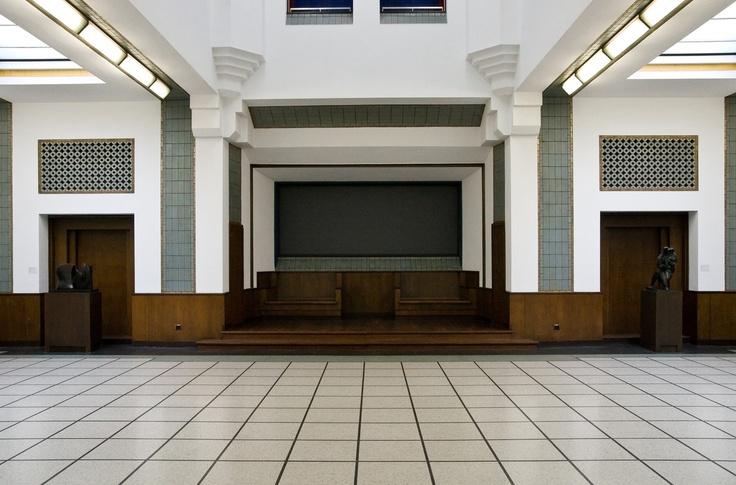 Gemeentemuseum Den Haag - Berlage