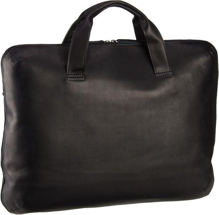 Taschenkaufhaus Jost Futura 8624 Kurzgrifftasche 1 Fach Schwarz - Aktenmappe: Category: Taschen & Koffer > Aktenmappen > Jost…%#Taschen%