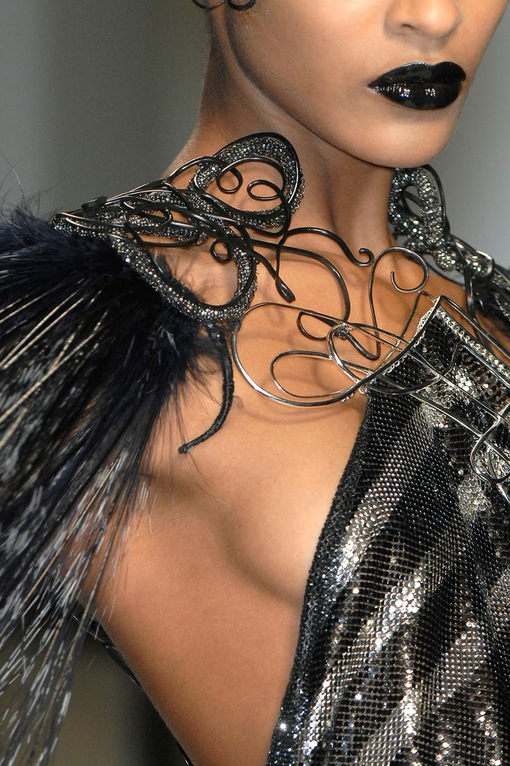 Jean Paul Gaultier Spring 2009 Couture