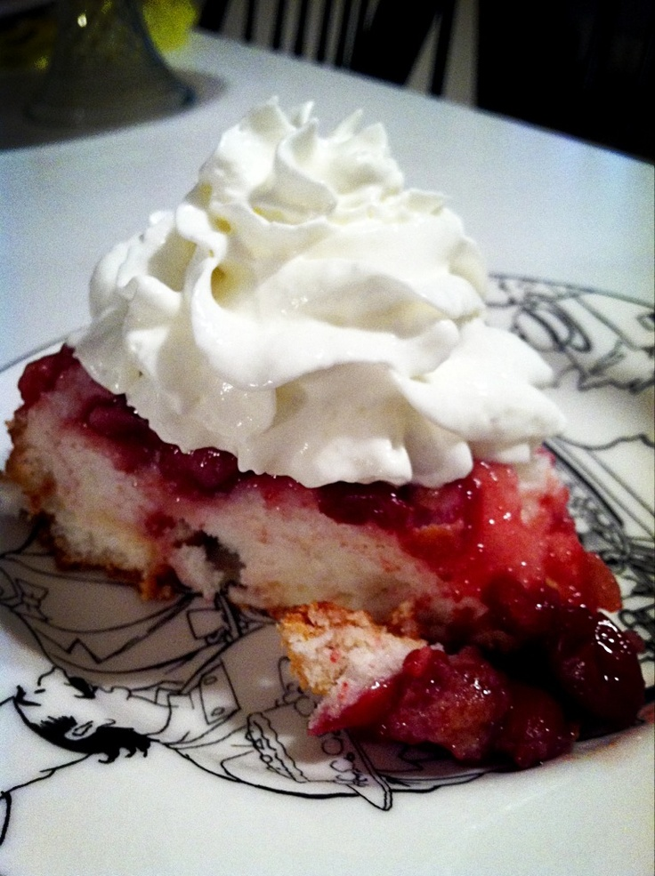 Angel Food Cake In Bunt