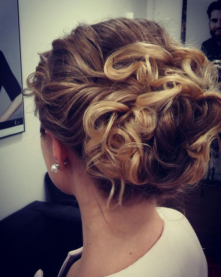 Nutturakampaus, braid, hairdo , naturalcolor