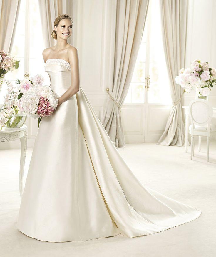 Buy Wedding Dress Pronovias Ubina 2013 At Cheap Price