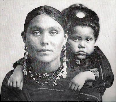 indienne Chippewas