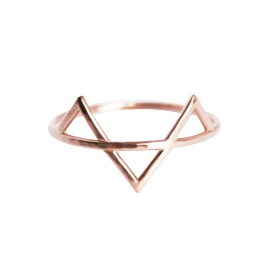 17 Best Ideas About Simple Gold Rings On Pinterest