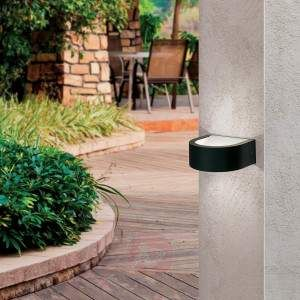 Great This exterior wall light made of aluminium is perfect for creating ambient lighting outdoors Visit